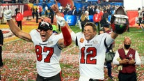 Buccaneers make history as first team to win Super Bowl at home stadium