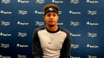 Chris Archer 'happy, excited, grateful' to have second chance with Rays