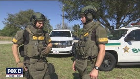 It's all in the family for Manatee County Sheriff's Office SWAT Team