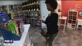Beauty supply store owner opens doors for other Black entrepreneurs
