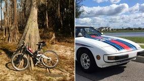 Great Rides: 1994 Cannondale Super V 2000 & 1977 Porsche 924 Martini