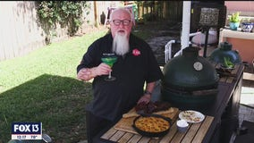 Recipes: Dr. BBQ's feast inspired by the Daytona 500