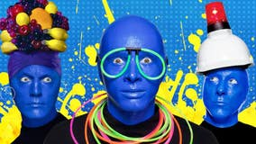 Blue Man Group at Universal Orlando ends 14-year run