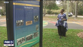 Experience the historical landmarks of St. Pete on the African American Heritage Trail