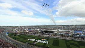 Thunderbirds to perform flyover for Sunday's Daytona 500