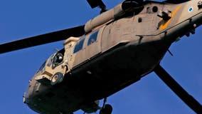 3 Idaho National Guard personnel killed in Black Hawk crash