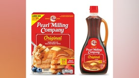 'Pearl Milling Company' takes place of Aunt Jemima logo in brand update
