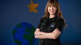 29-year-old bone cancer survivor chosen to join billionaire on SpaceX flight