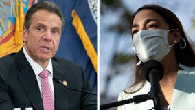 AOC calls for 'full investigation' of Cuomo's handling of nursing homes amid coronavirus pandemic