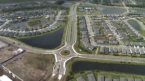 Highway construction project in Apollo Beach aimed to create calmer commute
