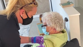 More than half of Florida seniors vaccinated for COVID-19