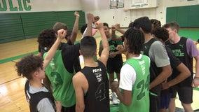 Tampa Catholic boys conquering life on the road