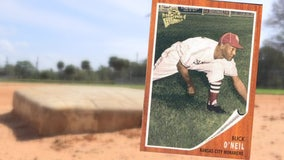 Exhibit honoring first Black Major League Baseball coach Buck O'Neil on display in Sarasota