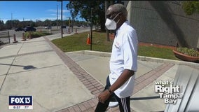 Bay Area man walked 265 miles to fight for equal voting rights
