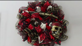 Custom Buccaneers wreaths selling out for Bay Area company