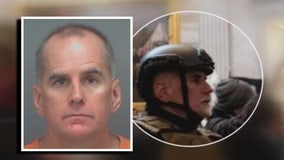 'Prepare your mind, body and soul for battle': Florida man held without bond for Capitol riot offenses