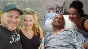 'Miracles happen': Couple plans wedding after surviving heart transplant, motorcycle crash