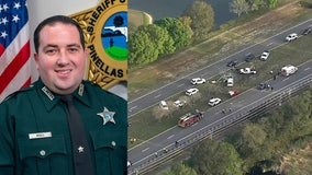 Sheriff: Suspect who hit, killed deputy was drunk, driving on suspended license