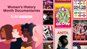 Celebrate powerful voices this International Women's Day with these free documentaries on Tubi