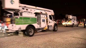 Nearly 300 Duke Energy crews head to Carolinas to restore power following winter storm