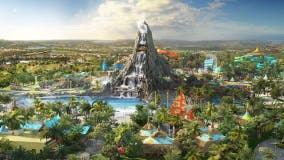 Universal Orlando announces official reopening date for Volcano Bay
