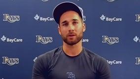 Kevin Kiermaier, a Rays survivor