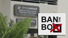 City of Lakeland removes criminal record checkbox for employment