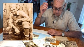 After 76 years, retired Marine recalls black-sand beaches, disciplined soldiers of Iwo Jima
