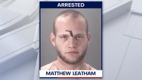 Man with Florida tattoo on forehead arrested for calling 911 for ride home, deputies say