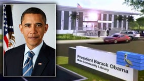 St. Pete's main library to be renamed after former President Obama in dedication on Friday