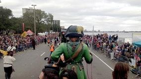 Gasparilla parade officially canceled for 2021