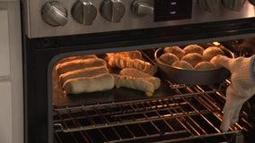 Recipe: Mac & cheese breadsticks