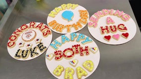 Pinellas cookie company bakes up tasty messages