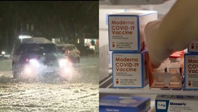 Severe winter weather in parts of US delay vaccine shipments in Florida