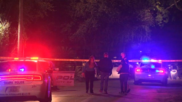 One dead following possible Tampa shooting