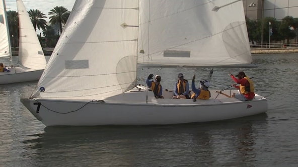 Heroes on the water: Warrior Sailing program provides much-needed therapy for veterans