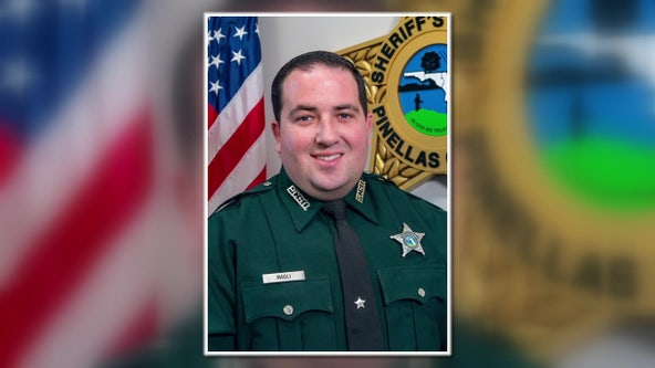 Walk honors Deputy Michael Magli, raises money for family