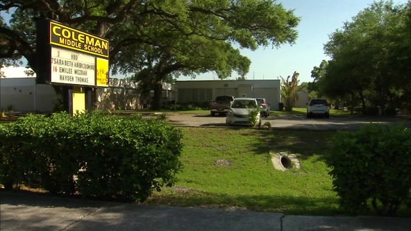 12-year-old girl arrested, accused of selling stun guns on Tampa middle school campus