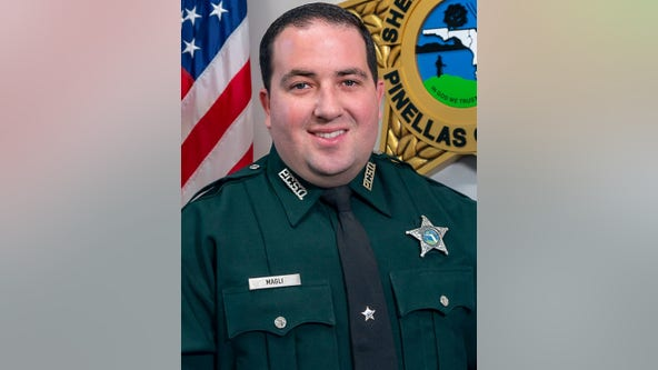 A walk to honor Deputy Michael Magli and help raise money for his family