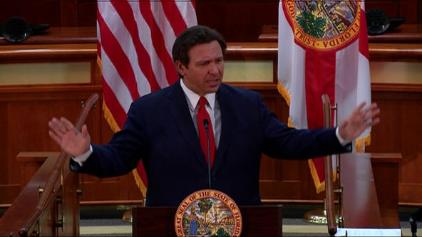 DeSantis assails Youtube over COVID-19 video
