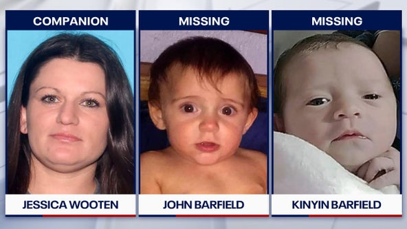 Highlands deputies search for missing infant and toddler