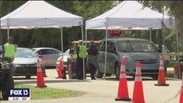 Manatee County celebrates 50K vaccinated