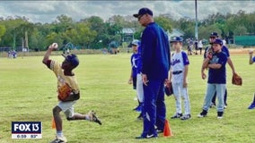 Former Tampa Catholic coach makes helping kids a lifelong mission
