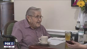 Nursing homes begin to receive visitors as restrictions ease