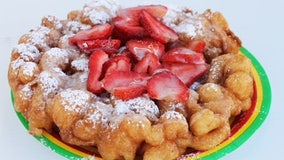 All of the newest fair foods to try at the 2021 Strawberry Festival