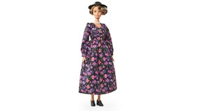 Mattel releases Eleanor Roosevelt Barbie doll before International Women's Day