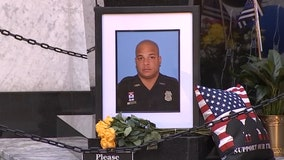 Candlelight vigil held to honor fallen TPD officer