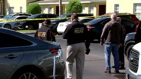 Officer shoots, kills man who shot woman in front of police at Lakeland townhome community