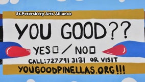 Pinellas County arts community draws together for mental health awareness