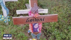Citrus County mother pleads for return of roadside memorial cross missing from site of deadly crash